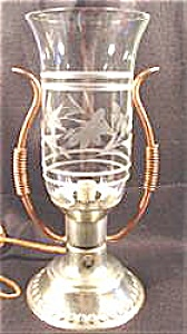 Antique Table Lamp - Continental 613 - Must See