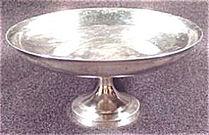 Oneida Silver Plate Compote - Small