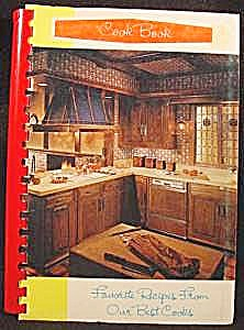 Cook Book - Favorite Recipes - Mennonite Church Ladies
