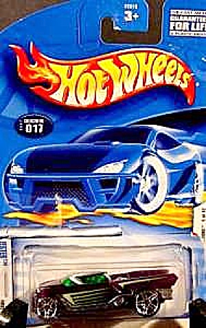 2001 Jester Hotwheels - Collector No. 017 - Hot Wheels