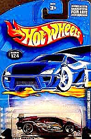 Lamborghini Diablo 1990 Hotwheels - Collector No. 124