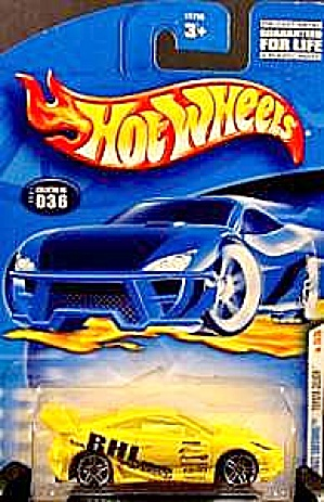 Toyota Celica Hotwheels - Collector No. 036 Hot Wheels