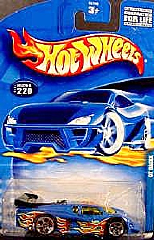 Gt Racer Hot Wheels - 1988 Collector No. 220 -