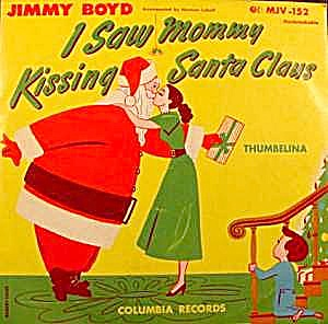 I Saw Mommy Kissing Santa Claus - 78rpm Recording