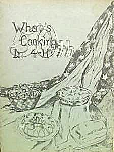 What's Cooking In 4-h ? 1974