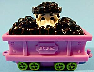 Puppy Hiding In Train Coal Car - 102 Dalmatians - Mip