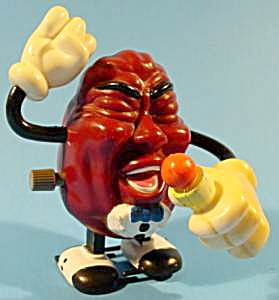 California Raisin Tiny Goodbite 1988 Calrab - Windup