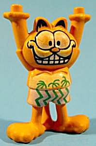 Garfield In Swimsuit - 1981