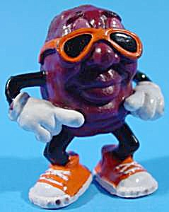 Ben Indasun California Raisin - 1987 - Orange Sneakers