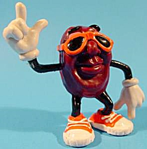 Ben Indasun California Raisin - 1987 - Calrab
