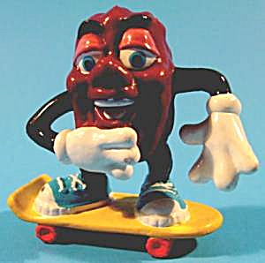 California Raisin - 1988 - S.b. Stuntz - Hardee's #2