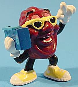 California Raisin Captain Toonz - 1988 - Hardee's