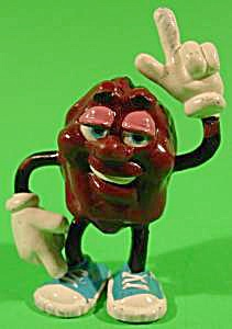 California Raisin - Justin X. Grape - 1987 Calrab