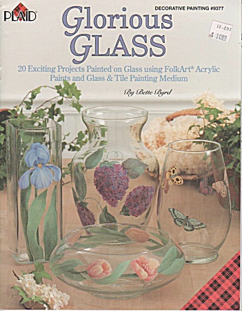 Vintage - Designs For Glass - Bette Byrd