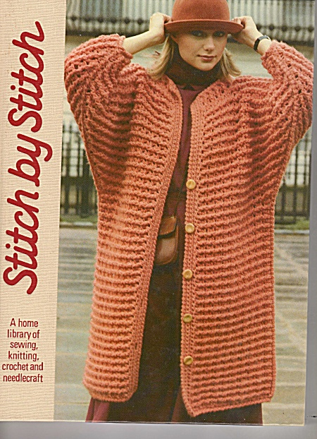 Stitch By Stitch - Knitting - Crochet - Sew - Vol 4
