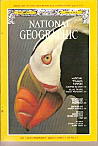 National Geographic - March 1979