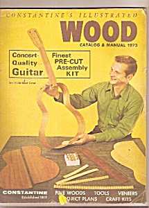 Wood Catalog & Manual 1973