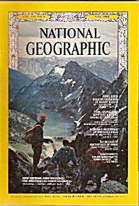 National Geographic - May 1968