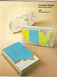 Coastal States Gas Corporation - 1974 Annual Report