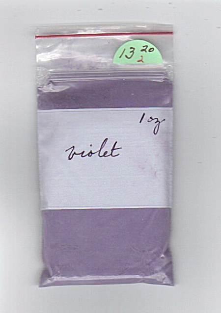 - Ch-14 - China Paint - Violet - 1 Ounce -