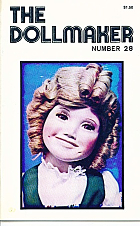 Vintage The Dollmaker Mar-apr 1980