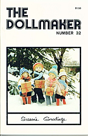 Vintage - The Dollmaker - 32 Nov - Dec 1980