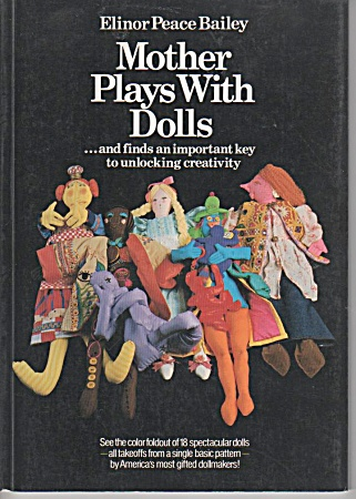 Mother Plays With Dolls - Vintage - Oop