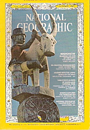 National Geographic - October 1967