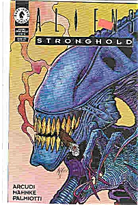 Aliens Stronghold - Dark Horse Comics - # 3 July 94