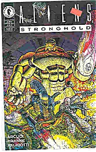 Aliens Stronghold - Dark Horse Comics -# 4 Sept.94