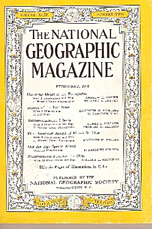 The National Geographic Magazine- Dec./ 1946