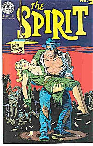 The Spirit - Kitchen Sink Comix - # 2 Dec. 1983