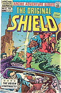 The Original Shield - Archie Adventure Series - # 2 Jun