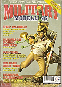 Military Modeling Catalog - Nov. 28, 1997
