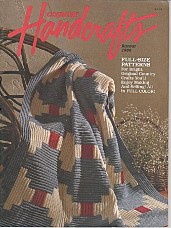 Country Handcrafts Magazine - V-6 - 5 Bazaar - 198