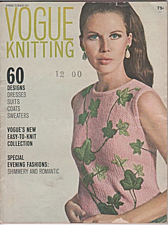 Vintage - Vogue Knitting - 60 Classic Styles
