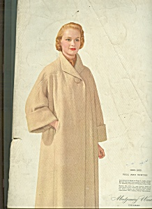 Montgomery Ward Fall And Winter 1952-1953 Catalog