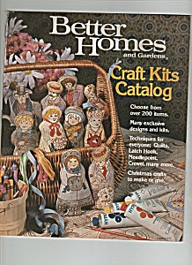 Better Homes & Gardens Catalog - 1977