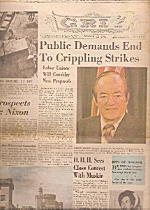 Grit Newspaper =- March 12, 1972