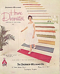 1961 The Sherwin Williams Co Catalog