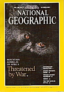 National Geographic - October 1995