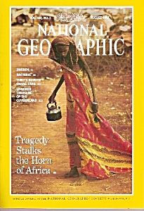 National Geographic - August 1993