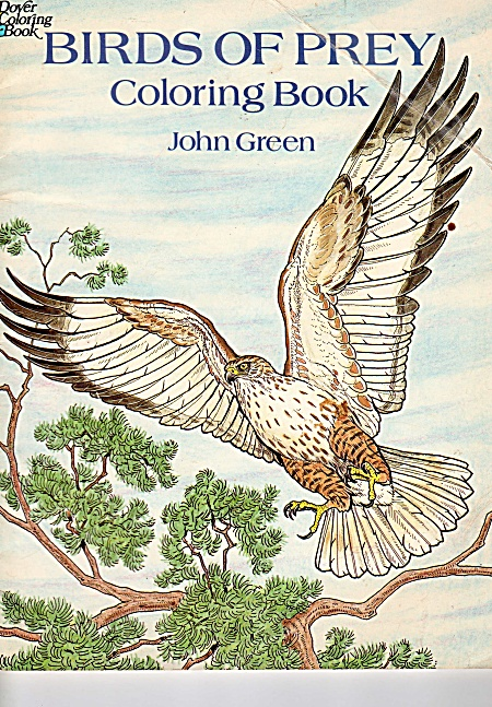Vintage - Birds Of Prey - John Green