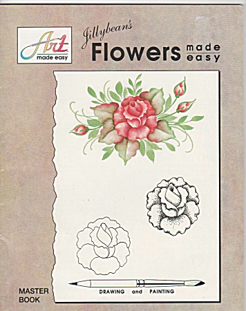 Jillybeans - Flowers Made Easy - Oop - 1991