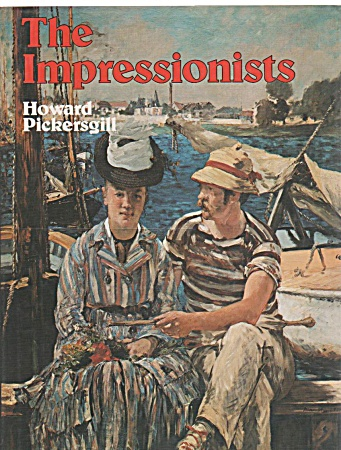 Vintage - The Impressionists - Pickersgill - 1979