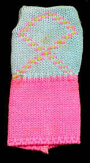 Mod 1968 Barbie #1804 Knit Hit Dress
