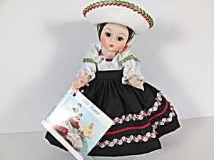 Madame Alexander #576 Mexico Doll