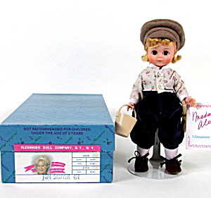 Madame Alexander 491 Tom Sawyer In Box