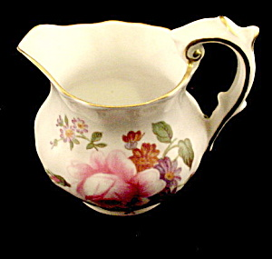 Royal Crown Derby 'derby Posies' Porcelain Creamer