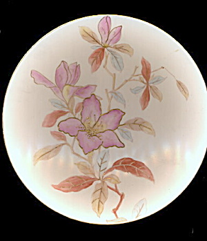 Lovely Pointons Pottery, Stoke-on-trent, Plate
